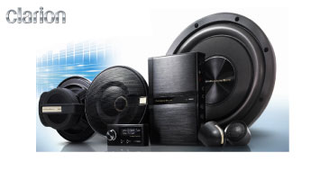 Clarion Full Digital Sound System: Innovative Audiotechnologie erleben