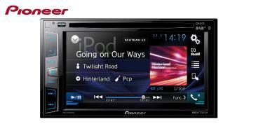 Pioneer AVH-X3800DAB Multimedia