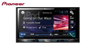 Pioneer AVH-X5800DAB Multimedia