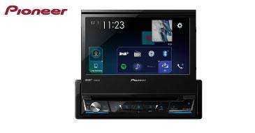 PIONEER AVH-Z7100DAB