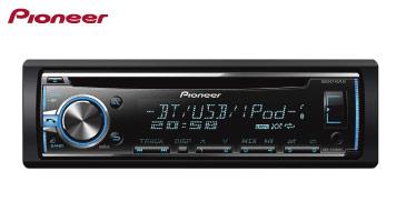 Pioneer DEH-X5800BT Autoradio