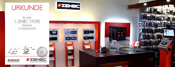 ZENEC Store Gebenstorf